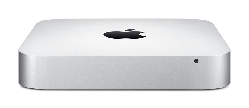 Mac mini (1.4GHz core i5, 4GB, 500GB)