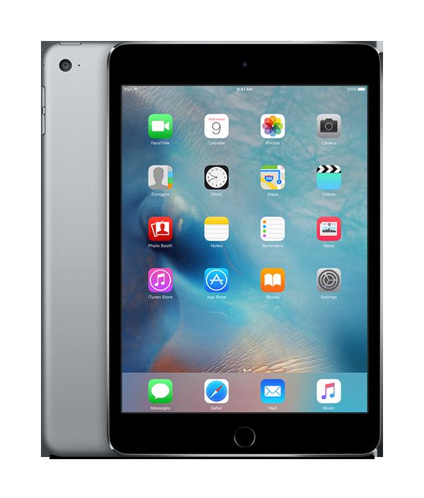 iPad Mini 4 - 128GB Space Gray