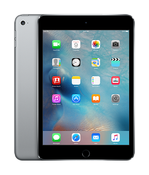iPad Mini 4 WiFi + Cellular - 128GB Space Gray
