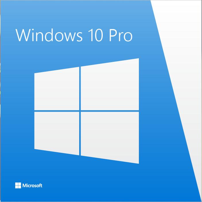 Windows 10 64-bit Professional OEM License